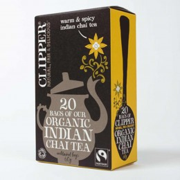 Orgin Indian Chai Tea von Clipper