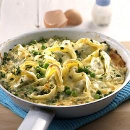 Tortelloni mit Käse
