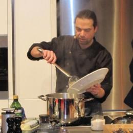 Achim Ellmer, Leiter der Essen&Trinken Küche
