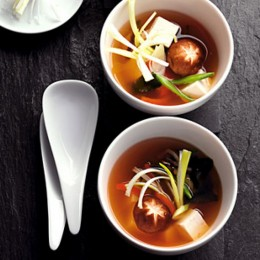Miso-Suppe