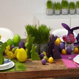 Tisch Ostern