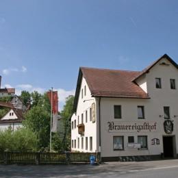Brauereigasthof Rothenbach in Aufseß