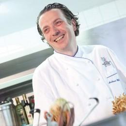 Andreas Hillejan vom Marktrestaurant in Mittenwald.