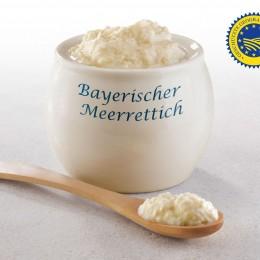 Ein echtes Original: Bayerischer Meerrettich.