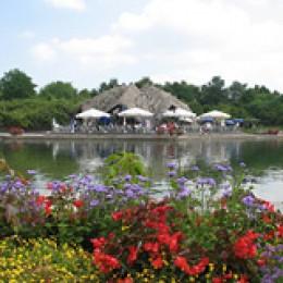 Café am See im Britzer Garten Teaser