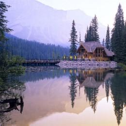 Kanadadische Naturkulisse