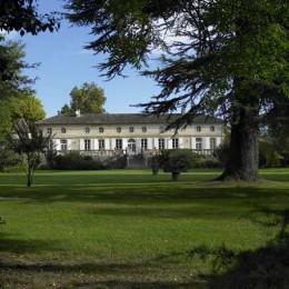 Das Château Beauregard im Pomerol
