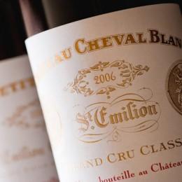 Château Cheval Blanc im Saint Emilion
