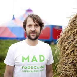 René Redzepi MAD Foodcamp 2011 Kopenhagen