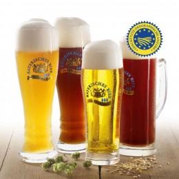 Der reinste Genuss: Bayerisches Bier (g. g. A.)