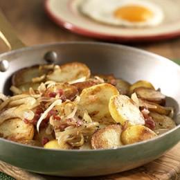 Tims Bratkartoffeln