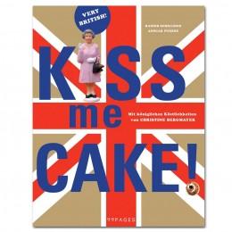 Britisches: Kiss me Cake!