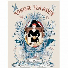 Buchcover Vintage Tea Party