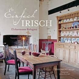 """Bildband """"Einfach irisch - 13 charmante Refugien"""" Cover"""