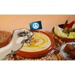 Make Hummus Not War