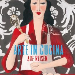 Buch Arte in Cucina auf Reisen