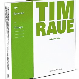 Tim Raue My favorite things