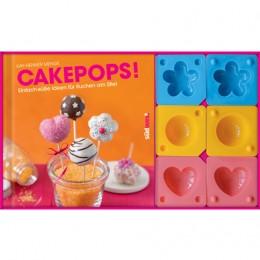 Cakepop-Set: Einfach-süße Ideen für Kuchen am Stiel