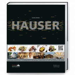 Karlheinz Hauser: Konzepte, Geschichten, Rezepte