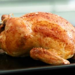 Tipps, um ein Huhn zu tranchieren