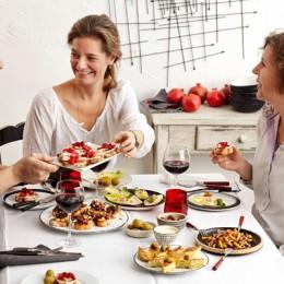 kochen f r g ste men rezepte und mehr essen trinken. Black Bedroom Furniture Sets. Home Design Ideas