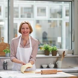»e&t«-Köchin Anne Haupt macht Plunderteig