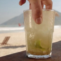 Caipirinha Cocktail selbst mixen