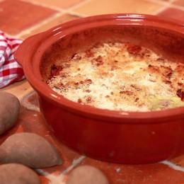 Luisa kocht, Luisa Giannitti, Gattò di patate