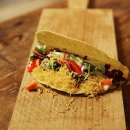 Einfach lecker, Anna Walz, Hackfleisch-Tacos