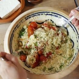 Einfach lecker: Couscous mit Tomaten von Anne Lucas