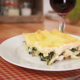 Fabios Kochschule: Lasagne mit Spinat