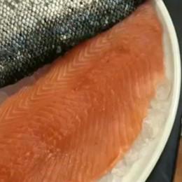 Beliebter Rundfisch: Lachs