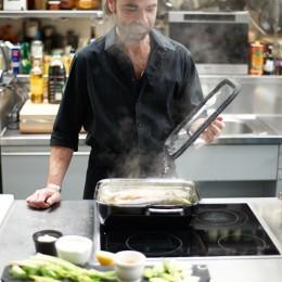 Küchenchef-Achim-Ellmer-Dampfgaren