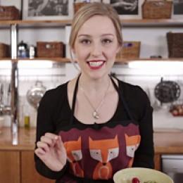 Nicole Just, Just vegan, veganer Joghurt