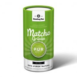 Matcha Tee von Buenting: Portionsfertig genießen