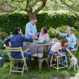 Gartenfest der essen und trinken Redaktion