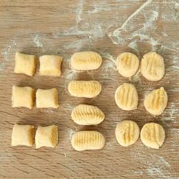 Gnocchi-Varianten