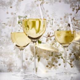 Weinglas Gelber Muskateller