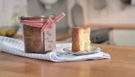 Rikes Backschule, Rike Dittloff, Kuchen im Glas