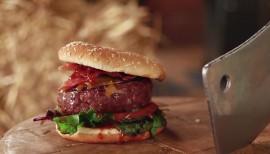American Cheeseburger von Marc Balduan