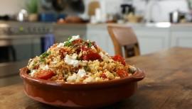 Einfach lecker: Couscous mit Tomaten