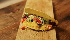 Einfach lecker: Hackfleisch-Tacos