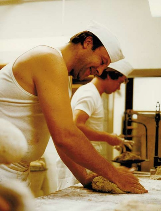 Das Brot des Bäckers
