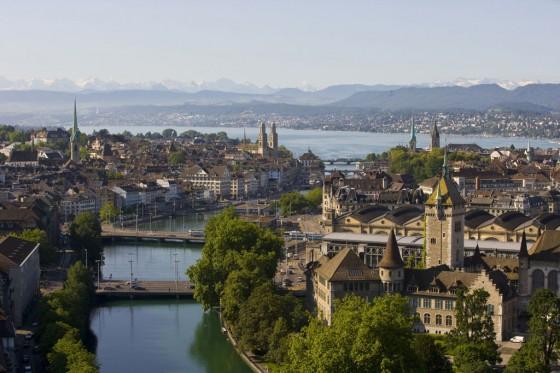 Zürich Ansicht