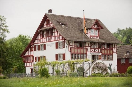 Wirtschaft zur Burg