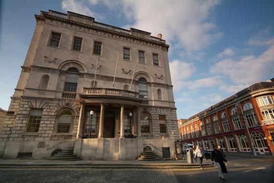 Dublins Rathaus