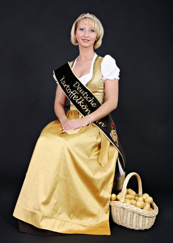 Deutsche Kartoffelkönigin