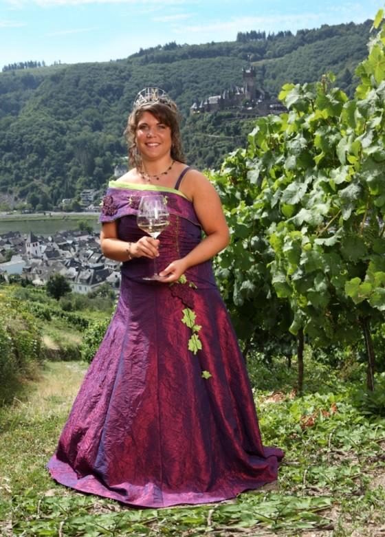 Weinkönigin Cochem
