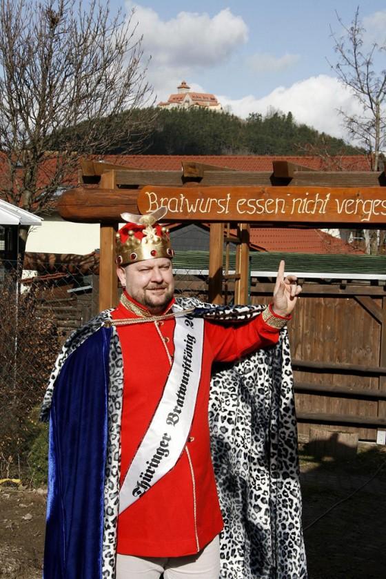 Bratwurstkönig Thüringen