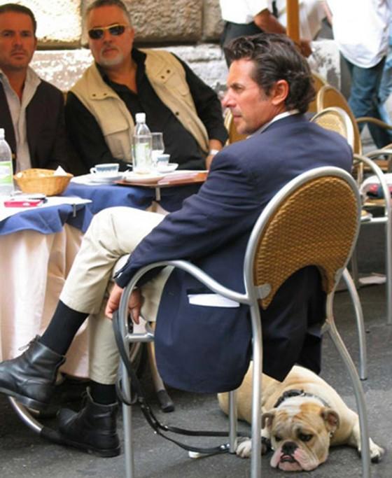 Café in Rom